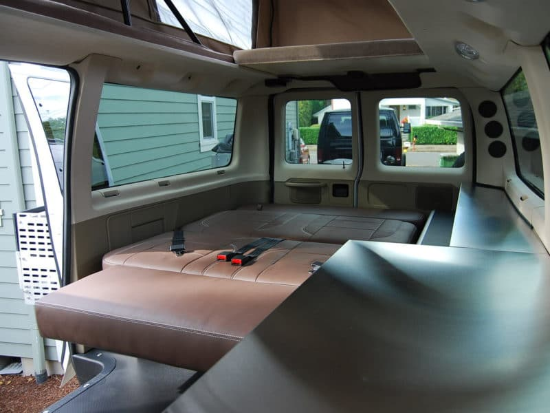 4×4 Van Conversions and Expedition Build Outs