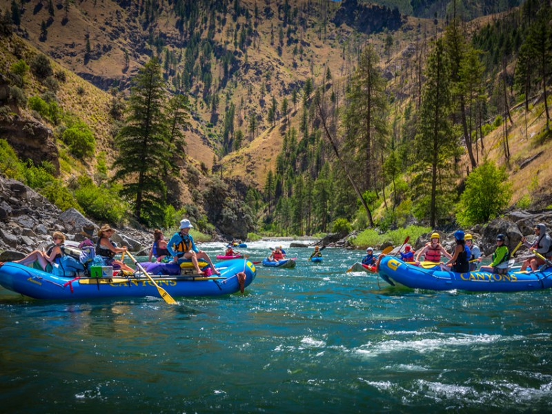Middle Fork of The Salmon